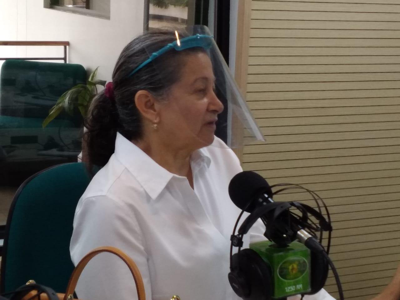 Vallecaucanos deben asumir regreso a las labores en la realidad del COVID, con autoprotección después del 25 de mayo,: Gobernadora
