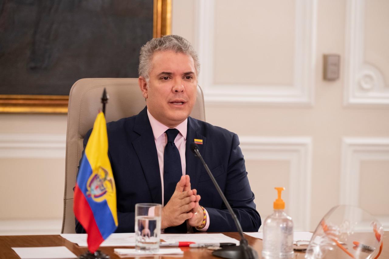 Colombia pide a países de OMS enfrentar covid-19 con mayor sentido de cooperación y trabajar en conjunto por una vacuna