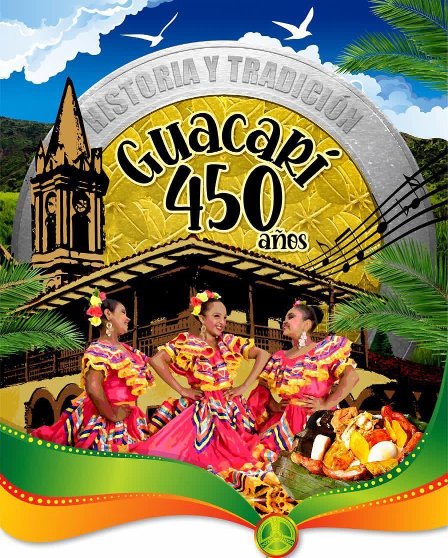 San Juan Bautista de Guacarí está de cumpleaños