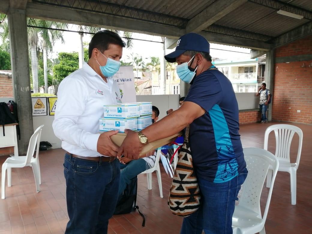 Secretaria de Salud de Tuluá trabajando frente al COVID-19