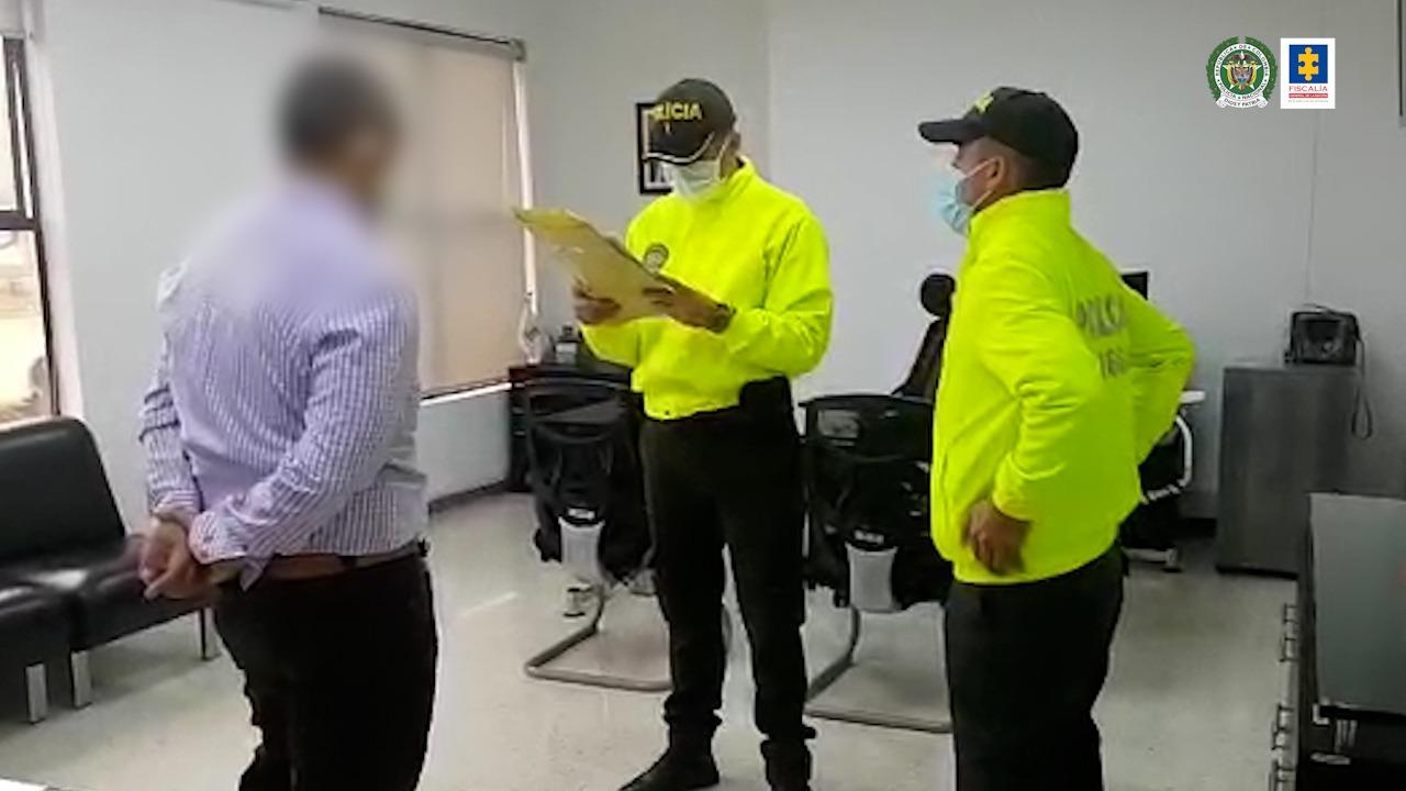 Capturados en Cali un fiscal y un abogado en la lucha contra la corrupción