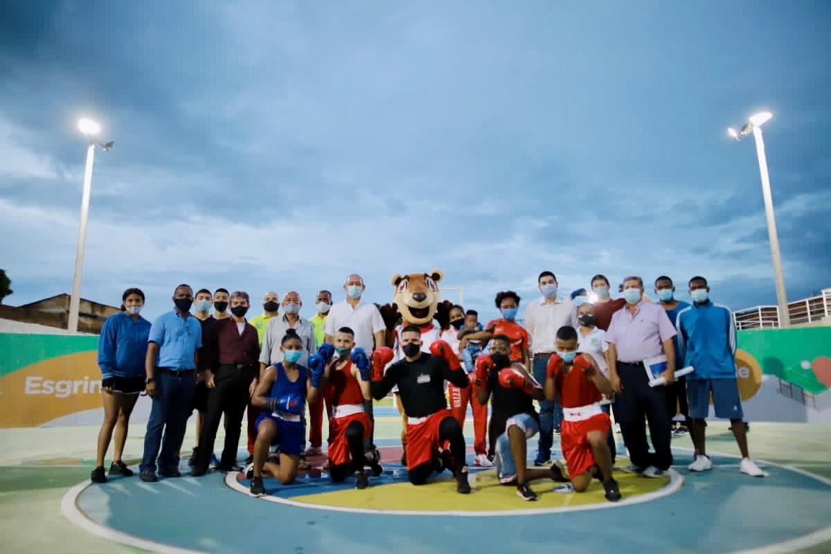 Palmira presentó los I Juegos Panamericanos Junior 2021 y entregó reconocimiento a deportistas destacadas