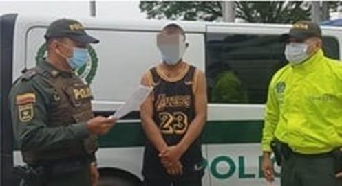 Un menor de edad requerido por tres graves delitos, fue aprehendido