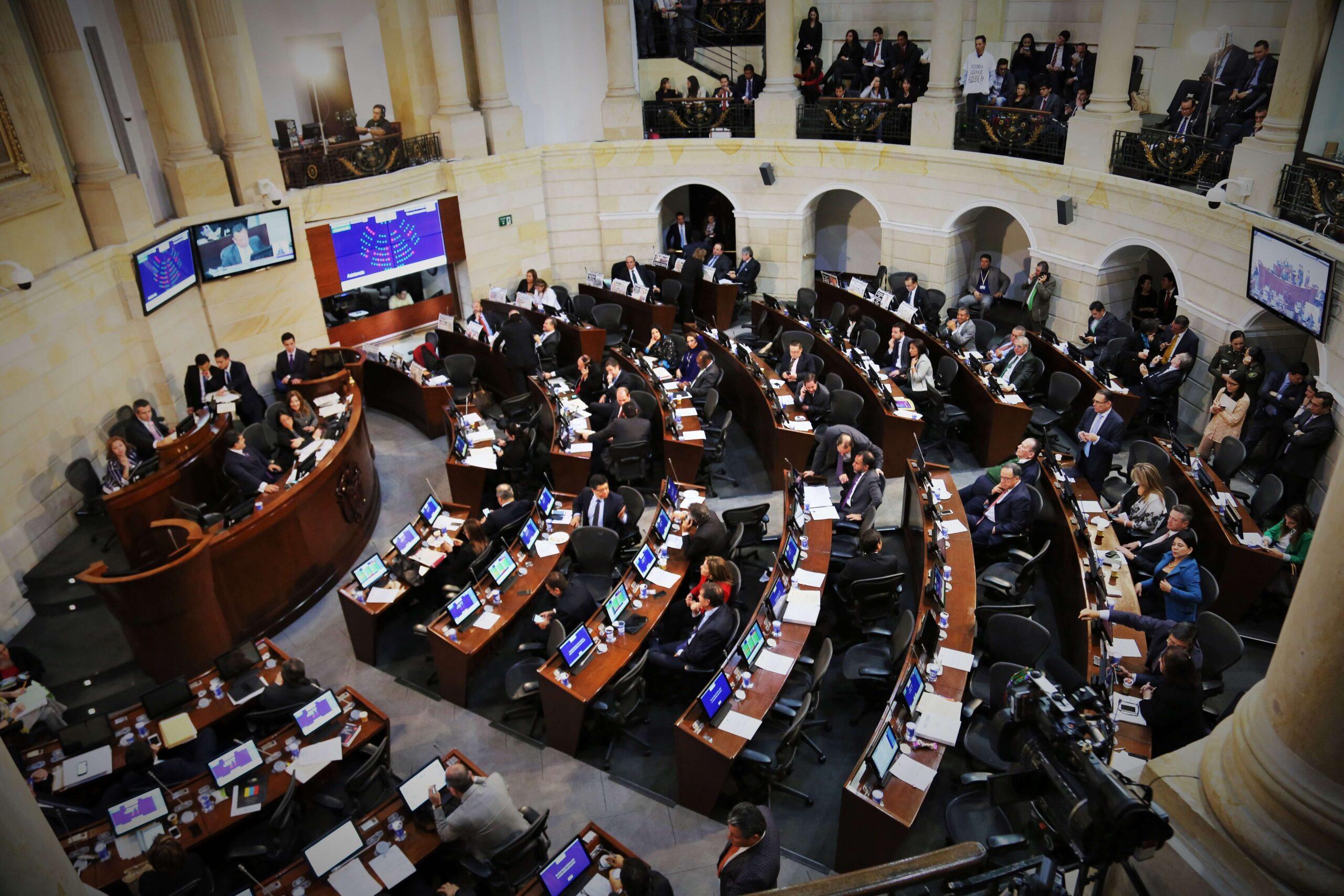 Registrador nacional del Estado Civil, establece el calendario para las elecciones de Congreso de la República