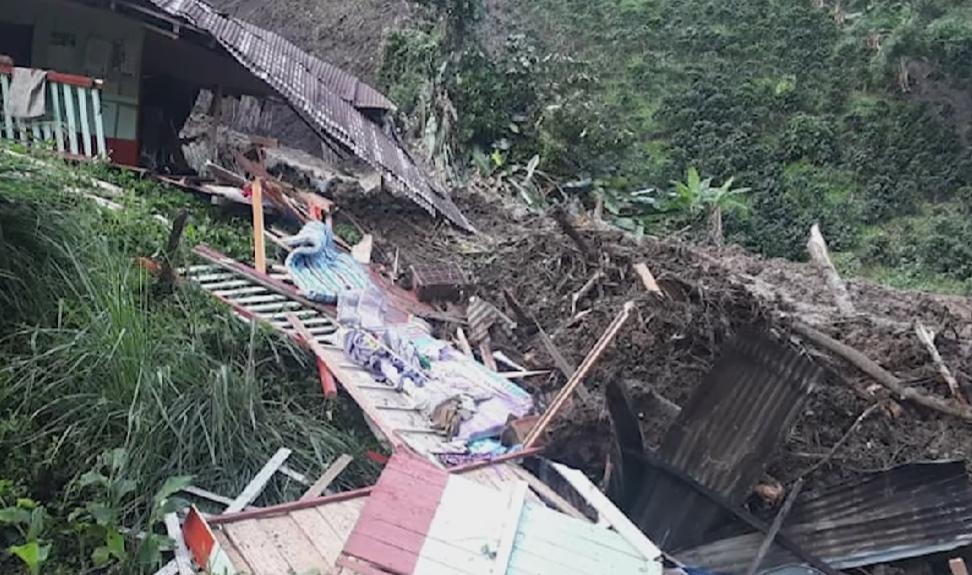 A raíz de la ola invernal declarada calamidad pública en el Valle del Cauca