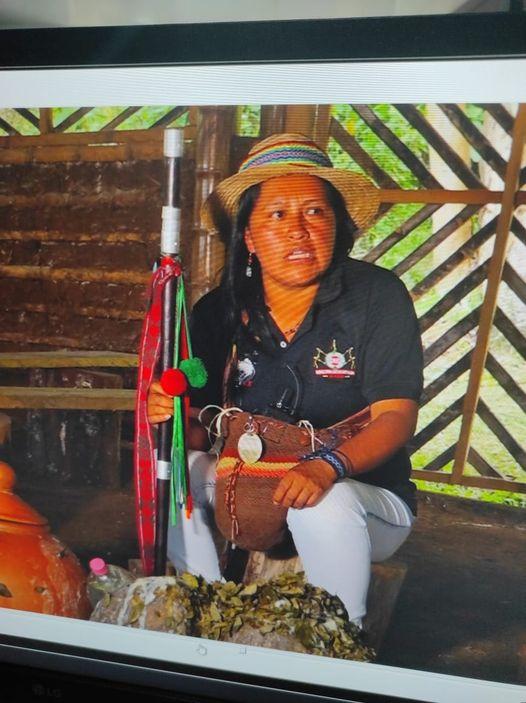 Asesinaron a Gobernadora Indígena en el Cauca
