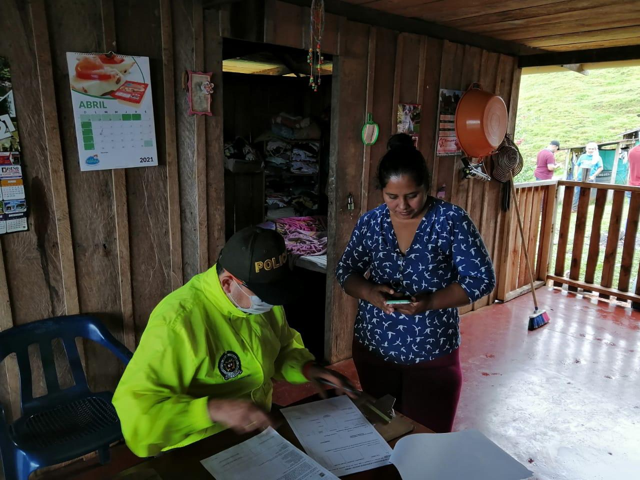 Por nexos con un GAOR Judicializada concejala en Puerto Rico, Caquetá