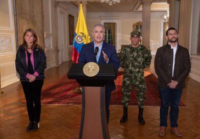 Presidentes de Colombia anuncia el retiro de la Reforma Tributaria