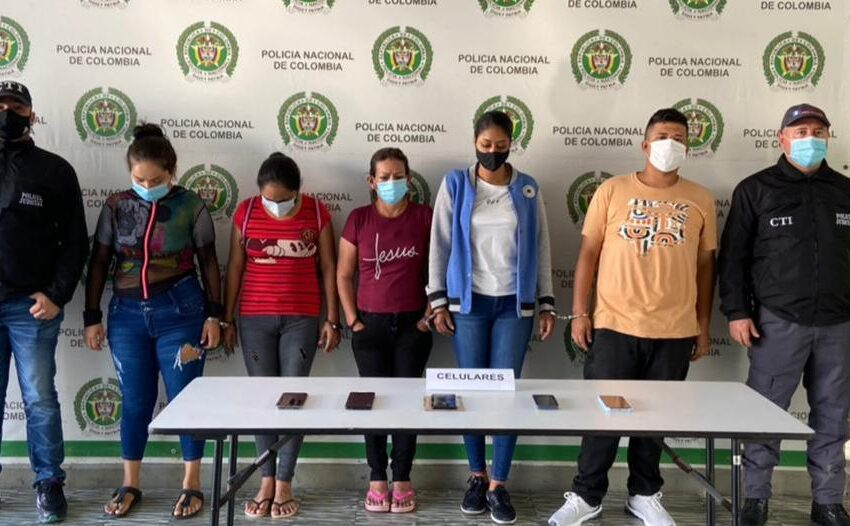 Investigaciones exprés permitieron afectar bandas delincuenciales en los municipios de Cartago, Zarzal y Buga