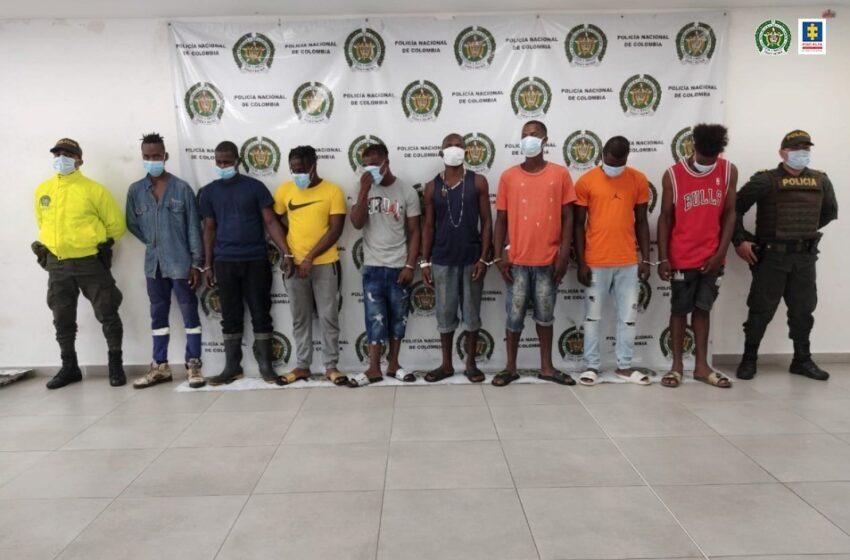 Desmantelada red delincuencial 'Los Sayayines'