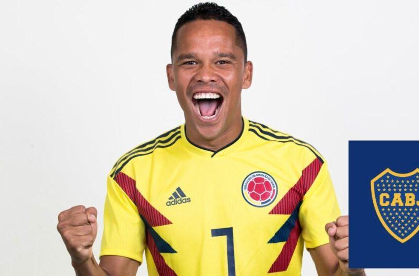 ¿Carlos Bacca a Boca Juniors?
