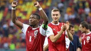Austria le ganó a Ucrania y jugará ante Italia en octavos de la Eurocopa